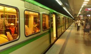 Пълен GSM сигнал в столичното метро