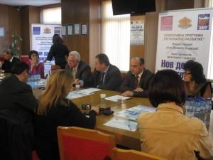 """Официално представяне на проекта """"Нов дом за нашите деца"""" в град Шумен"""