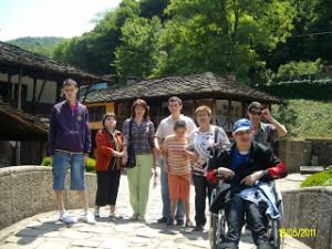 Участници от Дневен център за хора с увреждания - на екскурзия