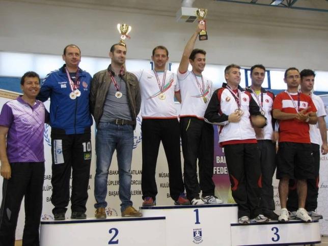 Български бадминтон спортисти спечелиха медали на международно състезание