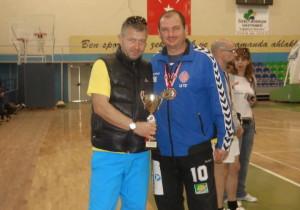 "Награден спортист от СК ""Бадминтон"" - Габрово"