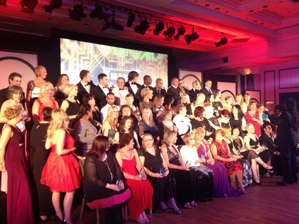 Девет българи извоюваха наградата The Great British Care Award 2013