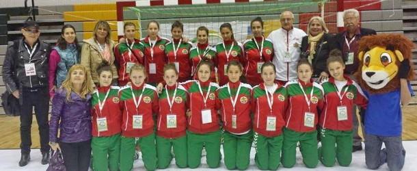 Български женски отбор спечели престижен световен турнир по хандбал