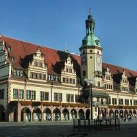 Старото кметство в Лайпциг