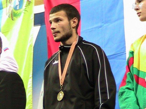 Златният медалист Марко Косев