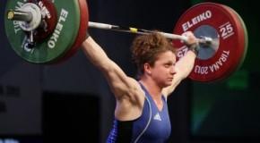 Щангистката Милка Манева е европейска шампионка