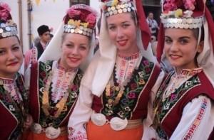 Участници във фестивала в Пловдив