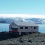 Църквата в Антарктида