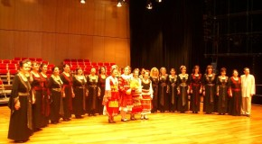 Български Лондоски хор (видео)