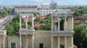 Пловдив радва малки и големи за празниците