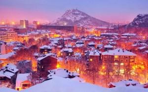 Снимката на Пловдив впечатли Майкрософт