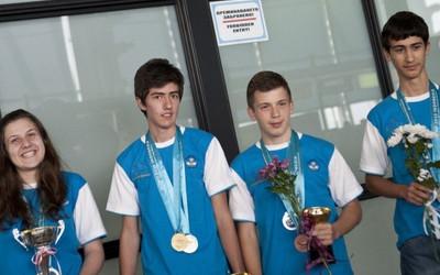 Младите математици от СМГ спечелиха много медали