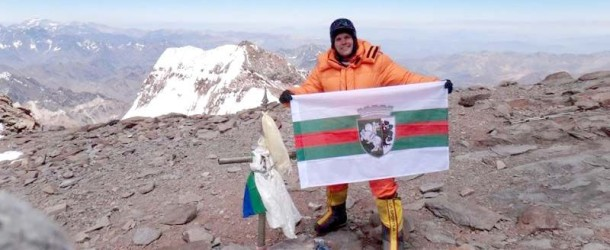 Алпинистът Атанас Скатов покори връх Аконкагуа