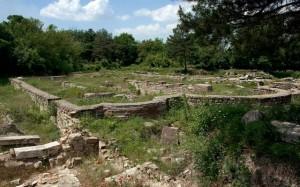 Античен град