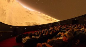 Интересен 3D планетариум в Пловдив