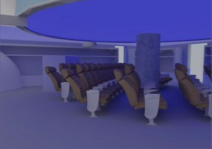 3D планетариум