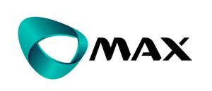 Новото лого на Макс Телеком