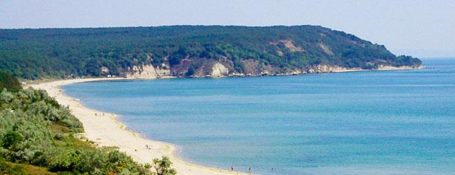 Дивите плажове на Българското Черноморие