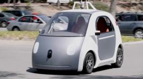 Интелигентна автоматична кола от Google (видео)