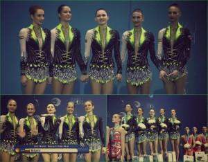 Награждаване в Баку