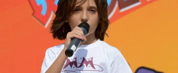 """12 годишно хлапе играе в """"Борис Годунов"""""""