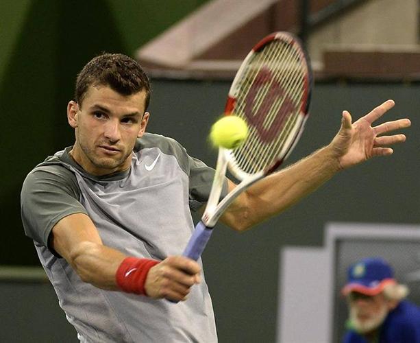Уверен и гладен за успехи Григор Димитров – тенисист №1 на България! (видео)