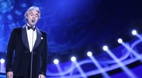 Концерт на Андреа Бочели в София на 31 август