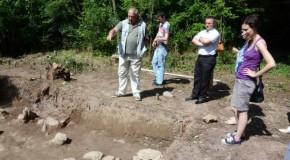 Праисторическa селищна могила отпреди 7000 години на Старазагорските минерални бани