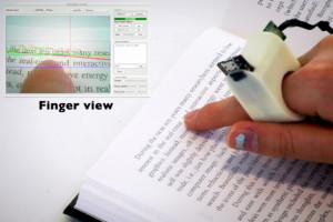 Уникален пръстов аудио четец