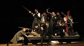 """""""Хъшове"""" с юбилей на сцената на Народния театър (видео)"""