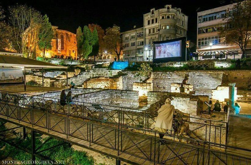 Малките терми на Варна са обновени (видео)