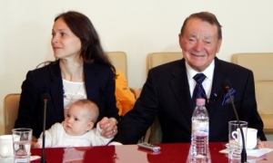 Семейството на Игнат Канев.