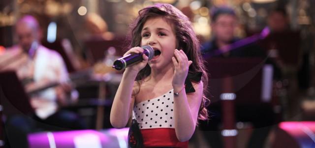 Крисия ще участва на детска евровизия 2014 с песента Детска планета (видео)