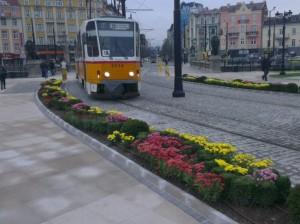 Ремонтираният Лъвов мост. Снимка:vesti.bg