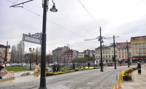 Обновеният Лъвов мост. Снимка:dama.bg