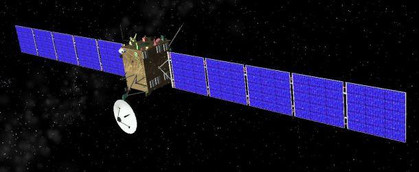 За първи път в историята кацане на комета (на живо)
