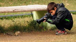 9-годишният Карлос Перес Навал е най-добрият фотограф на дивата природа