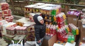 Благотворителна акция в подкрепа на отец Иван и дома за сираци в Нови Хан