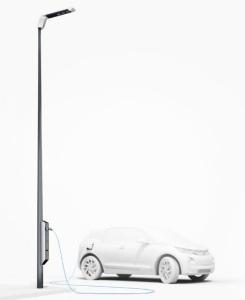 Иновативна технология превръща електромобила в кола на бъдещето