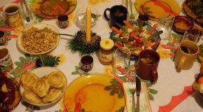 Бъдни вечер и традиционната трапеза