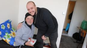 """Благотворителна инициатива във Варна по случай """"Ден на прегръдката"""""""