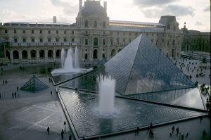 Музеят Лувър Снимка: http://www.placesinparis.com