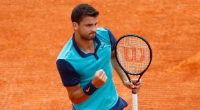 Нова победа на Григор Димитров в Монте Карло