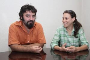 """Авторите на наградения български филм """"Урок"""""""