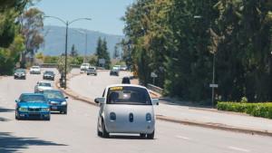 Безпилотен автомобил от Гугъл