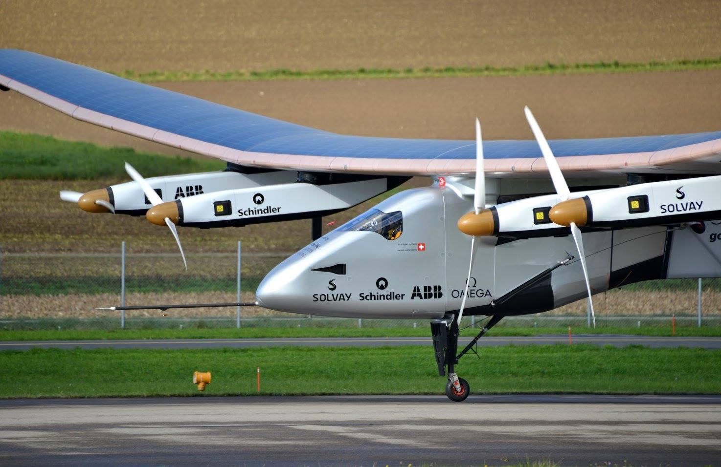 Бъдещето: Самолети без гориво!  (Видео)
