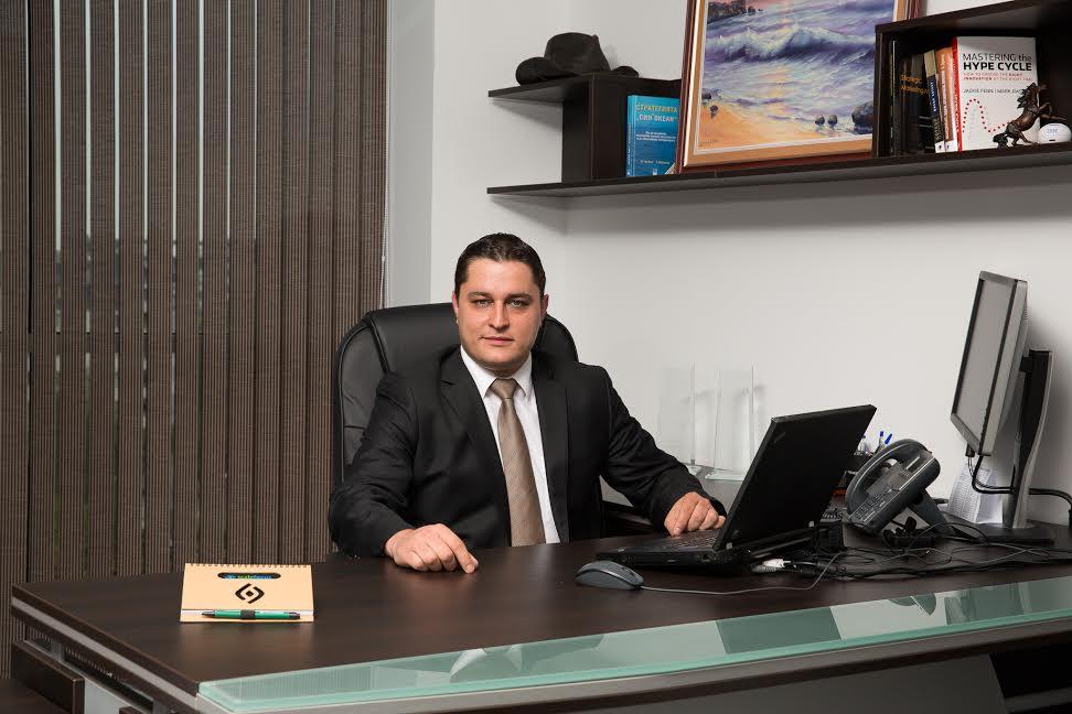 Пламен Цеков, изпълнителен директор на ScaleFocus