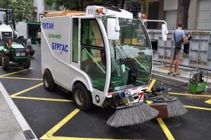 Почистване на улици