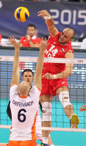 България - Холандия Волейбол