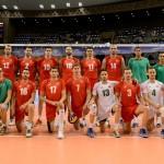 Мъжкият национален отбор по волейбол на България